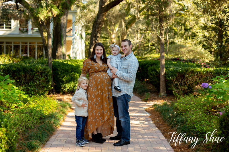 Tiffany Shae, 30A Maternity Photographer, Eden Gardens