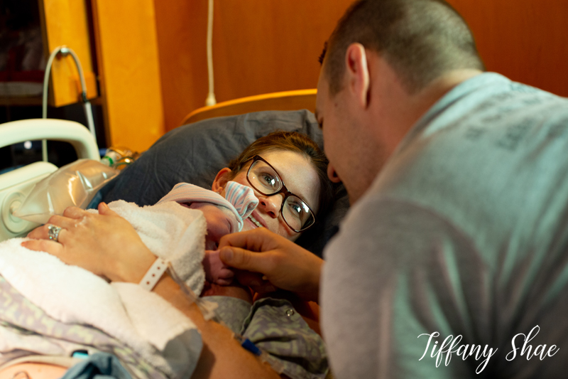 Birth Photography at Sacred Heart Birth Center