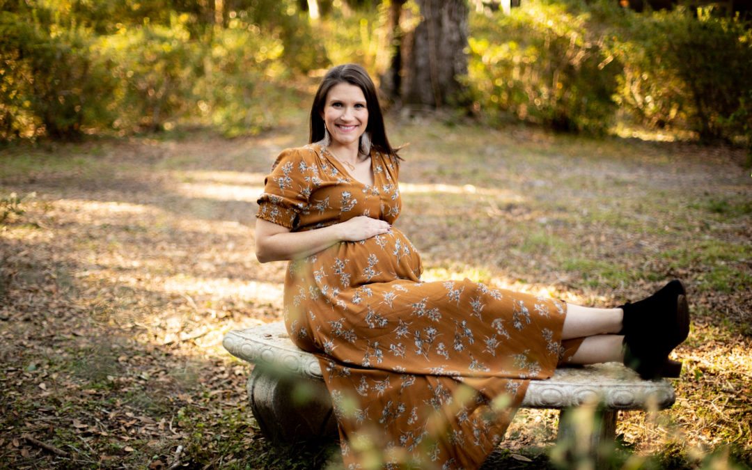 Maternity Session at Eden Gardens State Park, 30A Maternity Photographer
