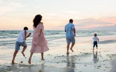 Morton Family, Destin Beach Photographer