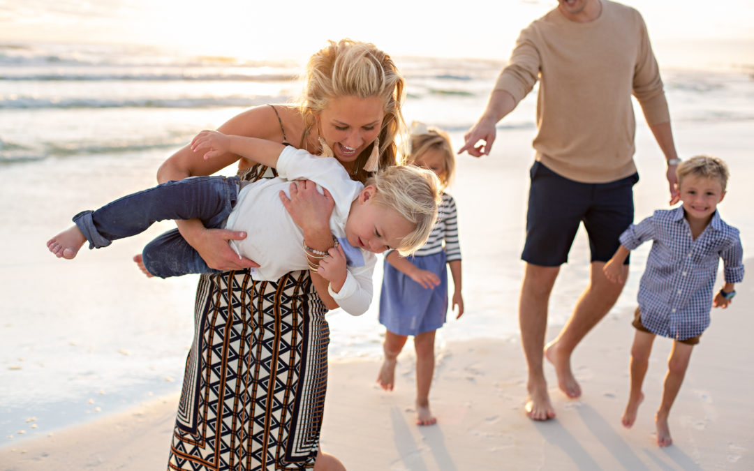 The Holland Family | 30A Lifestyle Photographer