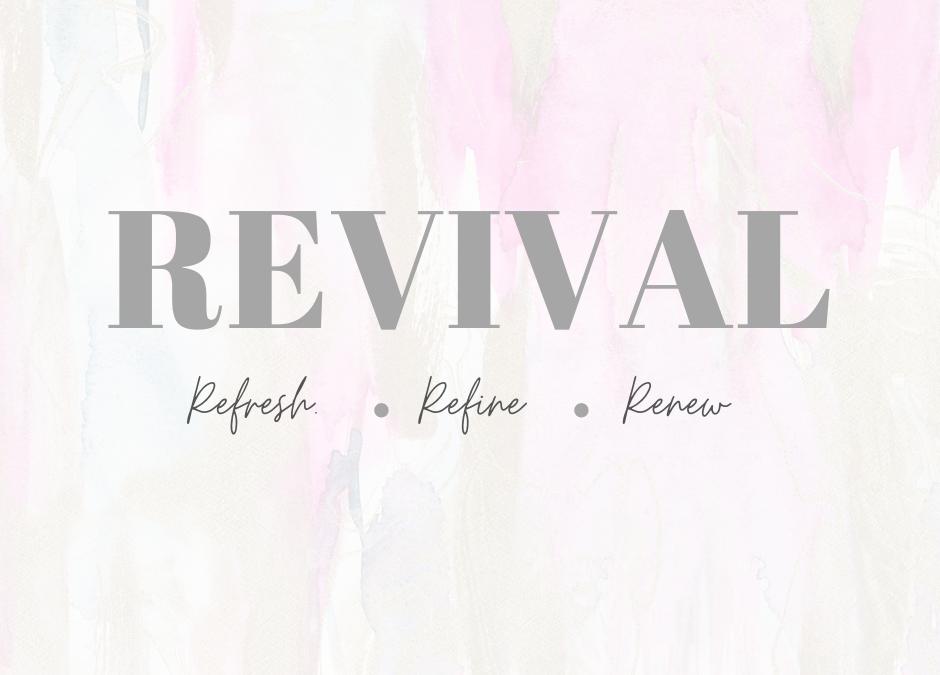 Revival : Powerful Prophetic Word