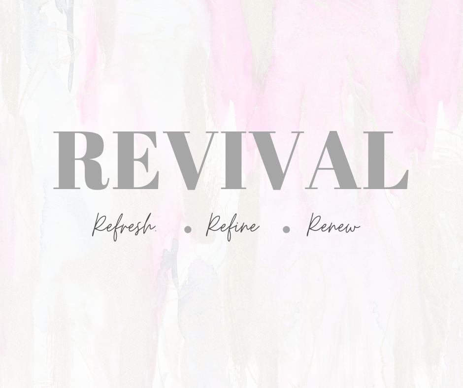 Tiffany Shae, Prophetic Word, REVIVAL